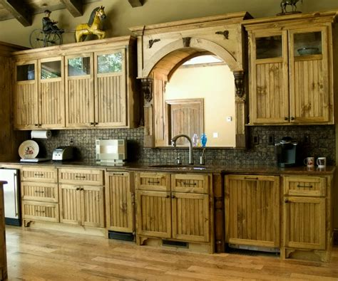 modern wooden kitchen cabinets designs rustic kitchen