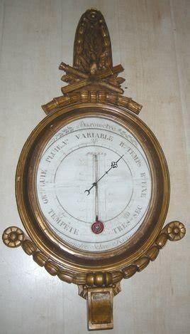 antique mercury barometer  la loveantiquescom
