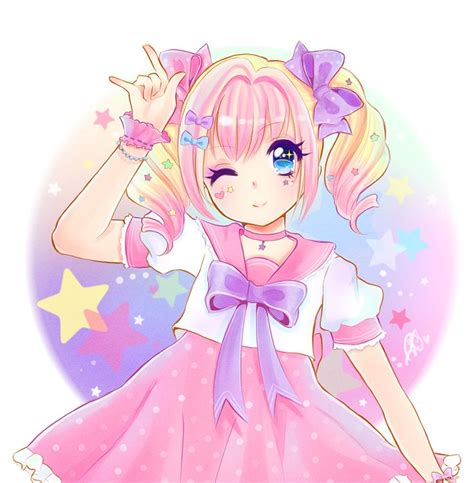 anime kawaii 164 best anime pastel images on pinterest pastel art