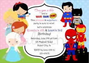 superhero baby shower invitation templates party xyz