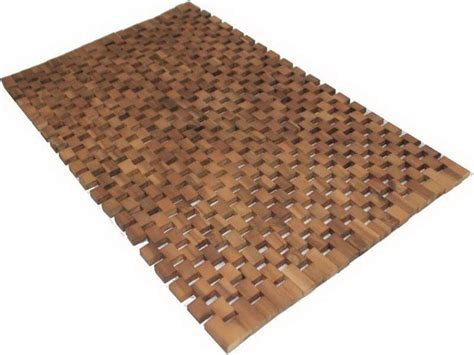 Teak Bath Mat Bathroom Teak Wood Bath Mat With Modern Model Teak Wood Bath Mat Reclaimed Teak Teak Bath