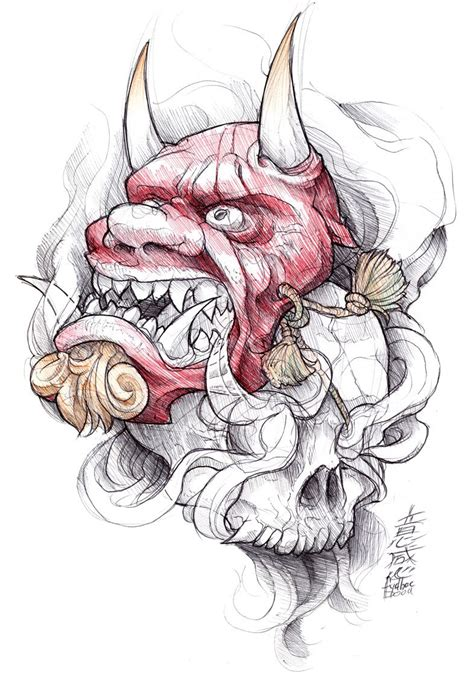 tattoo sketch design shigeki zumi sketchbook 011 by fydbac deviantart