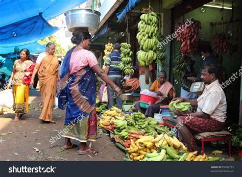 a to z vegetables colaba trivandrum dec 02 unidentified vendor sells stock photo