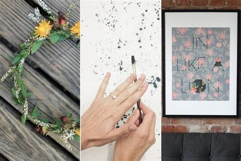arts and crafts 20 diy projects to try in the new year
