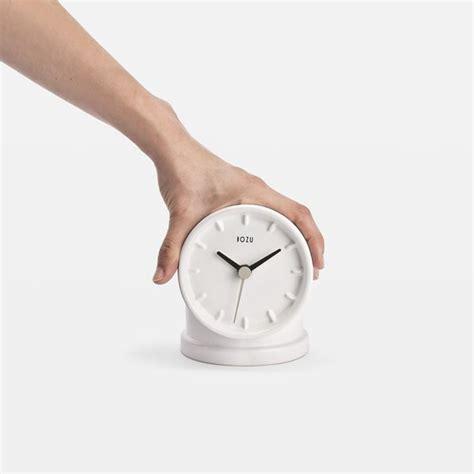 orologio da tavolo design plumber orologio di design da tavolo in ceramica