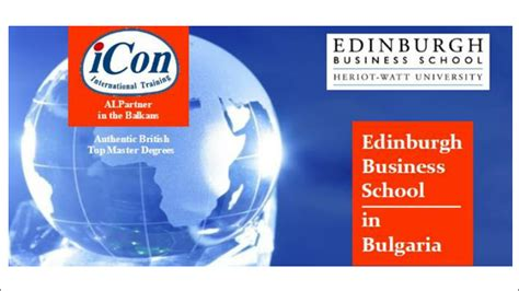 Ebs Mba Student Login by Edinburgh Business School Mba In Bulgaria Council