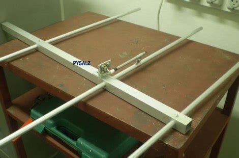 3 elements yagi for 2 meter band