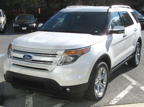Stopl Ford 20102011 file 2011 ford explorer limited 12 15 2010 3 jpg 维基百科 自由的百科全书