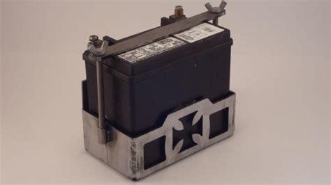 find chopper battery box tray motorcycle custom bobber