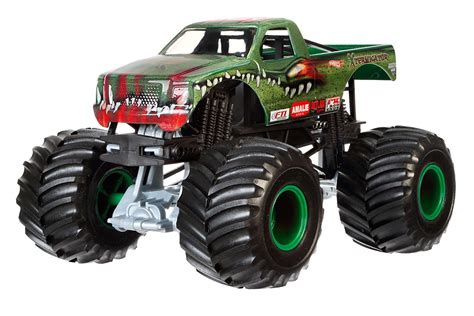 1 24 scale jam trucks wheels jam 1 24 scale xtermigator vehicle ebay