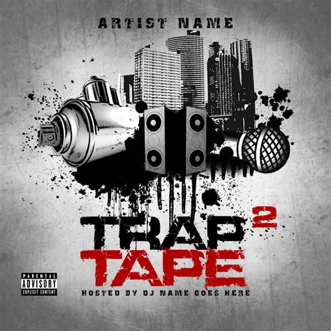 Free Mixtape Templates 18 free mixtape template psd images free mixtape cover