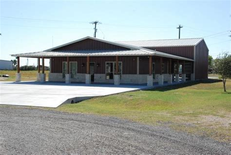 steel building homes home for sale in port o connor see