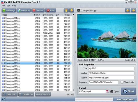 Jpg Format Converter Free Download | jpg to pdf converter free freeware nl download chip eu