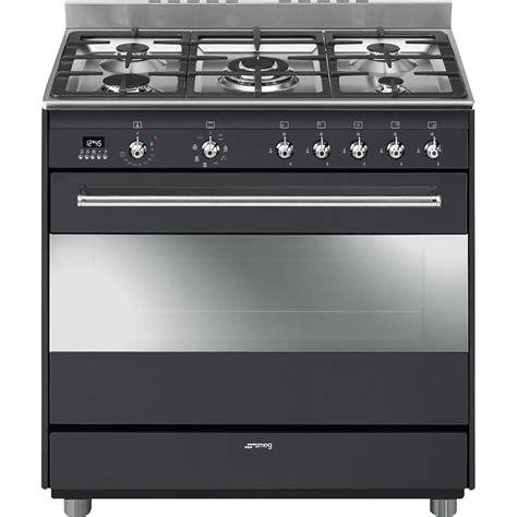 Rinnai Cooker 90 Cm Rh90ev S stoves smeg smeg 90cm concert gas electric cooker