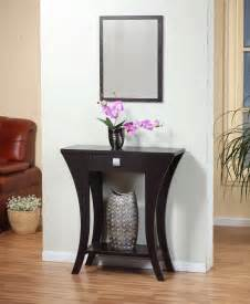 Small Entryway Table Small Entryway Table For Minimalist Interior Space Interior Design Piinme