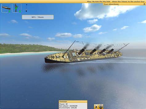 titanic boat download ship simulator 2006 review