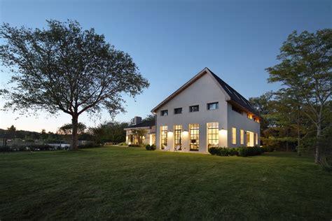 Modern Kitchen Backsplash Tile This Striking Bridgehampton Home Was Designed With