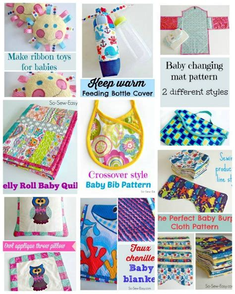 Baby Shower Gifts To Sew by 956 Best Aqui S 243 Patchwork Here Patchwork Images On