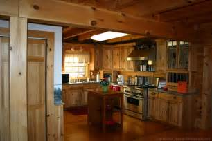 kitchen cabinet ideas for log homes interior exterior