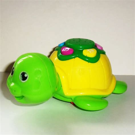 light up musical toys musical light up plastic turtle used