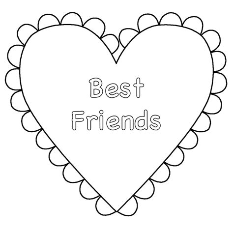 Pages To Print coloring pages bff coloring pages to print best coloring