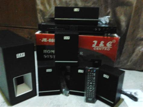 Home Theater Je 899 home theater with karaoke system murah hometheater je centro 888