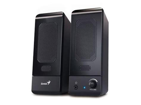 Genius Speaker Multimedia Stereo Sp U120 ge31731057100 genius multimedia stereo speakers sp u120
