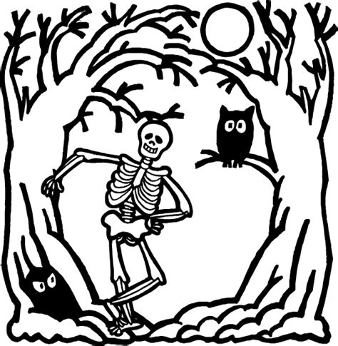 coloring pages halloween skeleton halloween skeleton coloring pages free skeleton printables