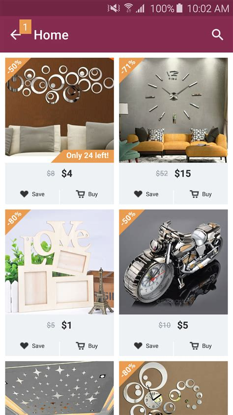 home design and decor shopping context logic home design decor shopping amazon de apps f 252 r android
