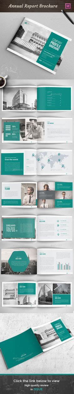 Https Graphicriver Net Item Divided Annual Report Template 13185075 Cover Page Table Of Contents Print Layout Design