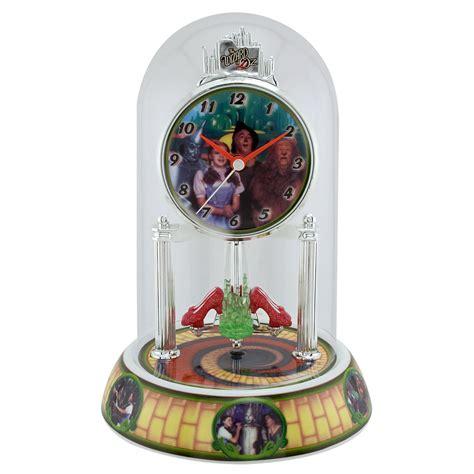 wizard of oz home decor wizard of oz anniversary clock home home decor decorative accents decorative clocks