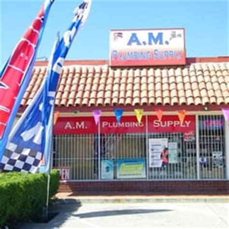Plumbing Suppliers Near Me by Am Plumbing Supply Whittier Ca Yelp