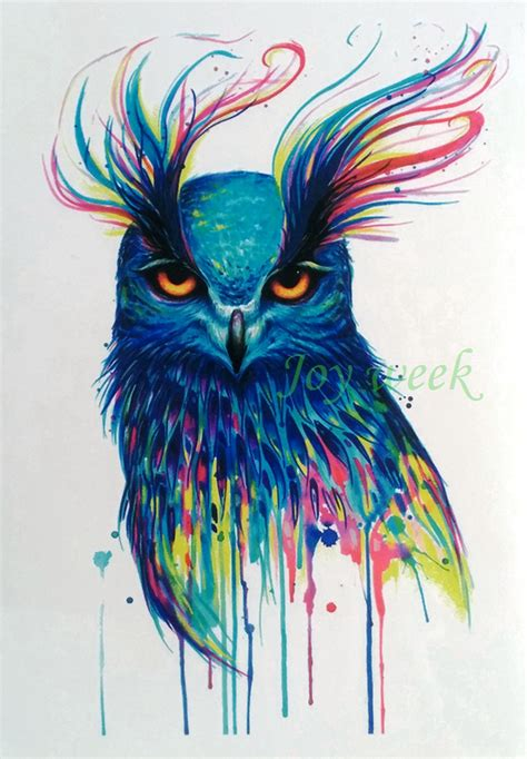 owl tattoo price compare prices on owl tattoo online shopping buy low