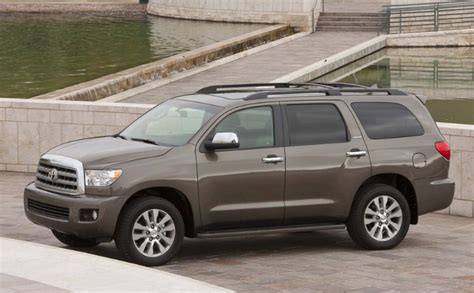 Hybrid Toyota Sequoia 2018 Toyota Sequoia Redesign Release Date Price