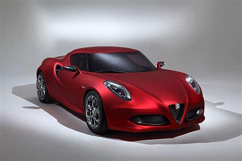 Alfa Romeo 4c Concept by Alfa Romeo 4c Nuovi Dettagli Della Vettura Di Serie