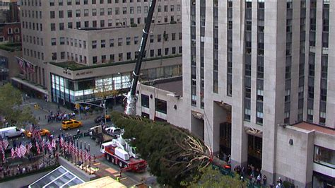 when do they remove rockefeller christmas tree rockefeller center welcome 2015 tree in 20 seconds