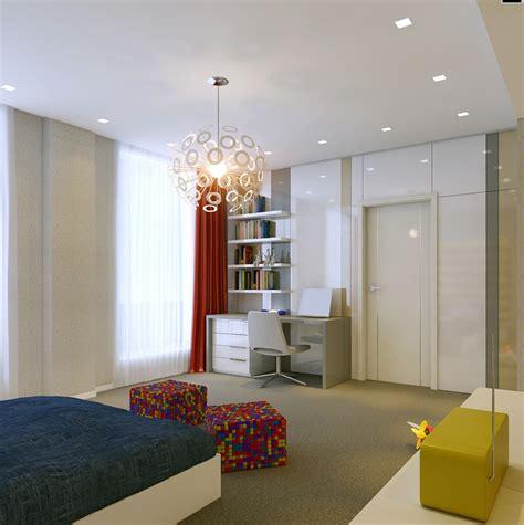Modern Colorful Bedroom Design Interior Design Ideas Colorful Bedroom Design