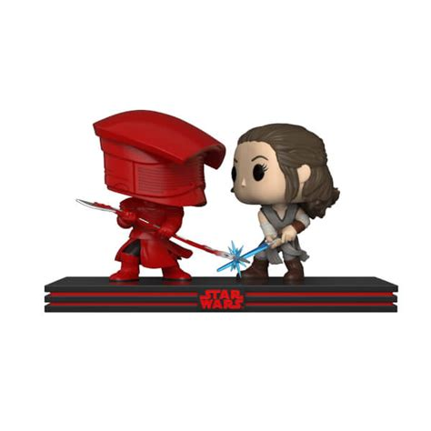 Praetorian Guards Funko Pop wars the last jedi praetorian guard pop moment merchandise zavvi