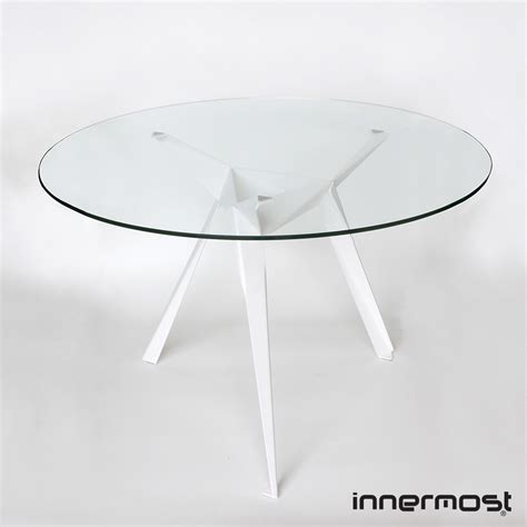 How To Make Origami Table - origami side table innermost metropolitandecor