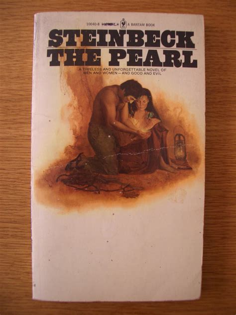 The Pearls the pearl steinbeck novelreading
