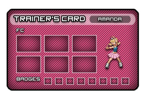 master trainer card template my new trainer card template by pokemonprincessx