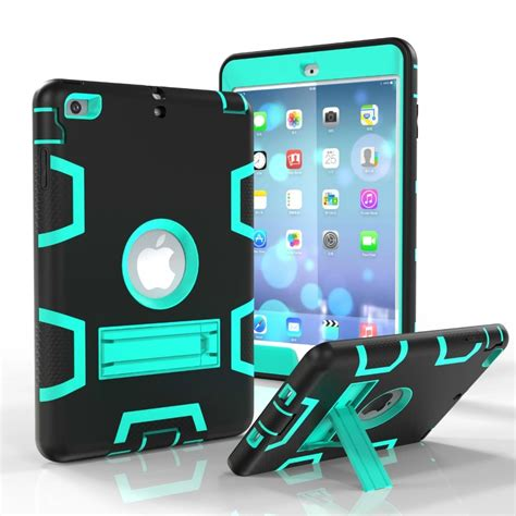 Book Cover Apple 2 3 World Map Fourteen for apple mini 3 2 1 armor shockproof hybrid protective stand cover for mini 1 2