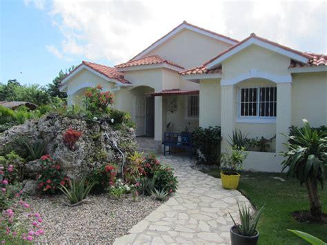 house verkaufen villa in sosua in der dominikanischen republik haus in
