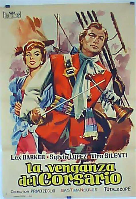 la venganza del profesor 8469833693 quot la venganza del corsario quot movie poster quot la vendetta del corsario quot movie poster
