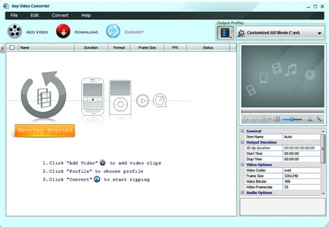 format audio download any video converter free 6 0 9 audio video photo