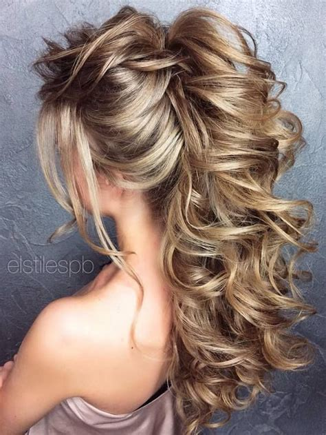 Formal Wedding Hairstyles For Hair by 25 Best Ideas About Bridesmaids Hairstyles On