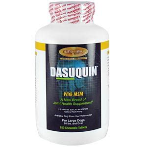dasuquin with msm for large dogs dasuquin with msm for large dogs 150 chewable tablets vetdepot