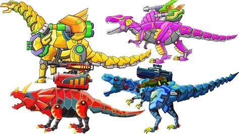 Robo Dinosaur dinosaur robot wars spinosaurus brachiosaurus t rex