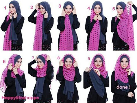 tutorial pashmina shawl tutorial shawl hijab pinterest
