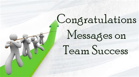 thank you letter team success congratulations messages on team success